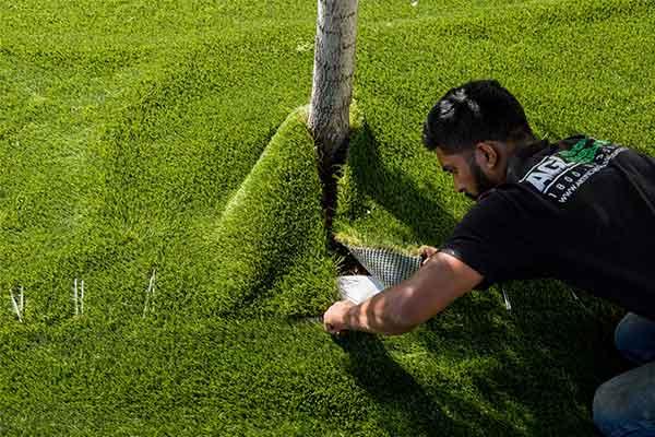Garden-artificial-free-maintenance